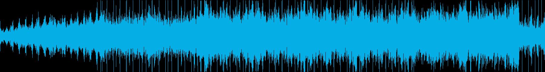 きれいなハーモニー、アコースティクバン…の再生済みの波形