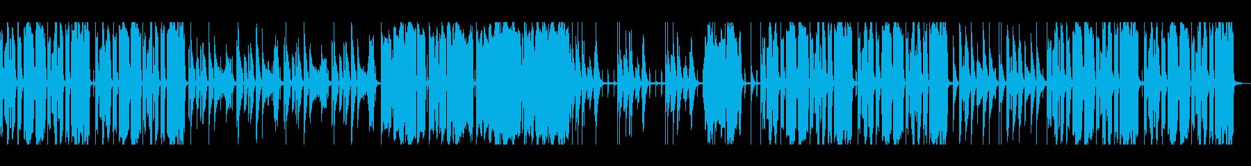 コミカルで怪しい・ハロウィン関連動画にの再生済みの波形