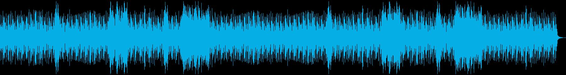 ピアノとストリングス 悲しみ・回想の再生済みの波形