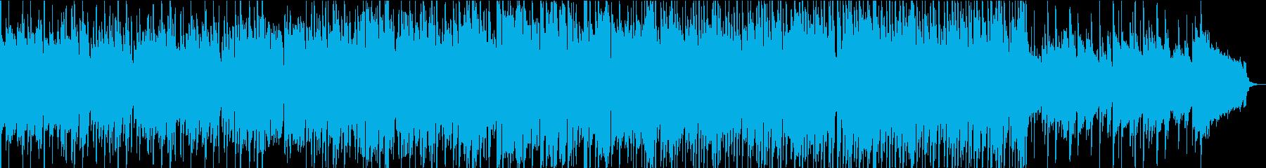 このジャズに影響を受けたレゲエの歌...の再生済みの波形