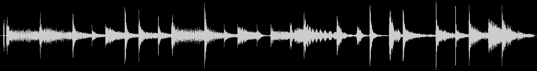 ドラム パーカッション ループ可能01!の未再生の波形