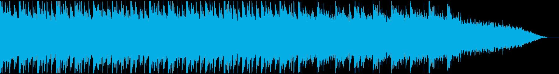 企業VP38,コーポレート,躍動感60秒の再生済みの波形