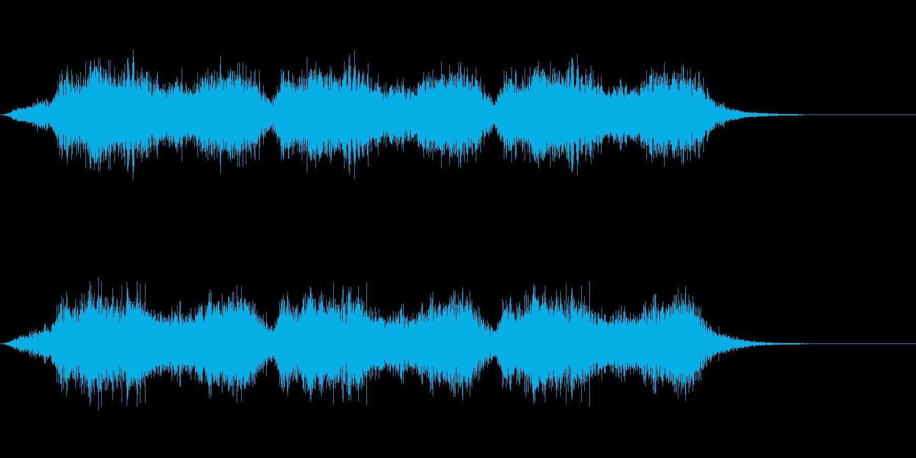アンコール!コンサートやライブ等の歓声1の再生済みの波形