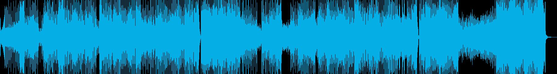 メタボ解消!コミカルテクノ 並足・L2の再生済みの波形