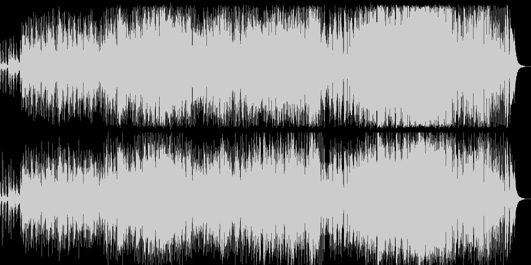 生演奏高音質の切なく感動的なバラードの未再生の波形