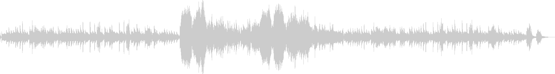 ショパン ノクターン Op15-No1の未再生の波形