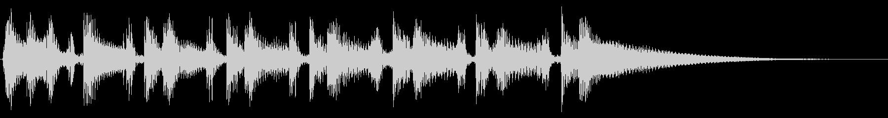 バンジョー:クイックストラミングア...の未再生の波形