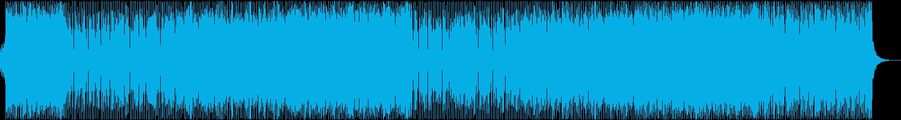 カワイイ・電脳・女の子・VTuberの再生済みの波形