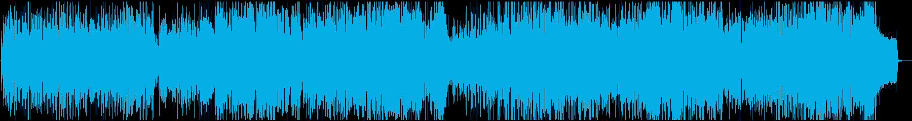 ジョーパスとローダスコット。の再生済みの波形