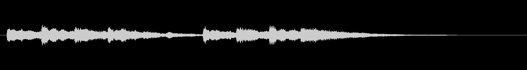 【チャイム 学校03-08】の未再生の波形