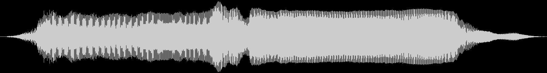 こぶし04(D#)の未再生の波形