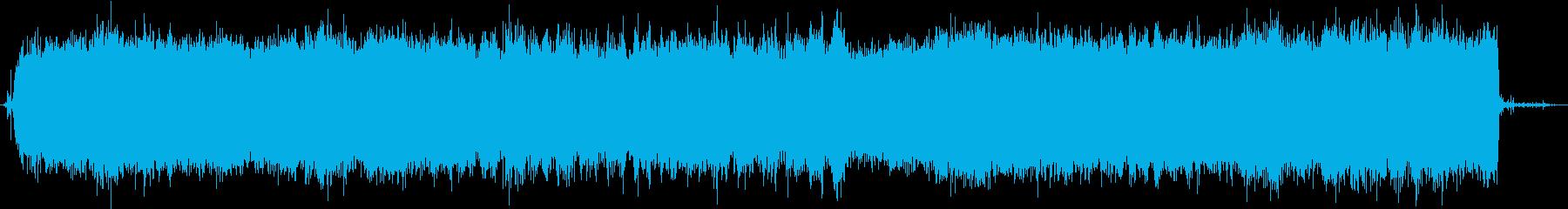 電動ワッシャー:ロングスプレー、ノ...の再生済みの波形