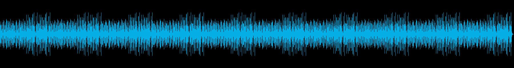 Vtuberの配信 雑談向けBGM 12の再生済みの波形