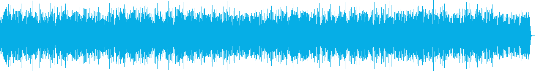 和風・三味線・EDM・エキサイティングの再生済みの波形