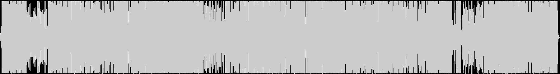 学校系アニソンPOPSの未再生の波形