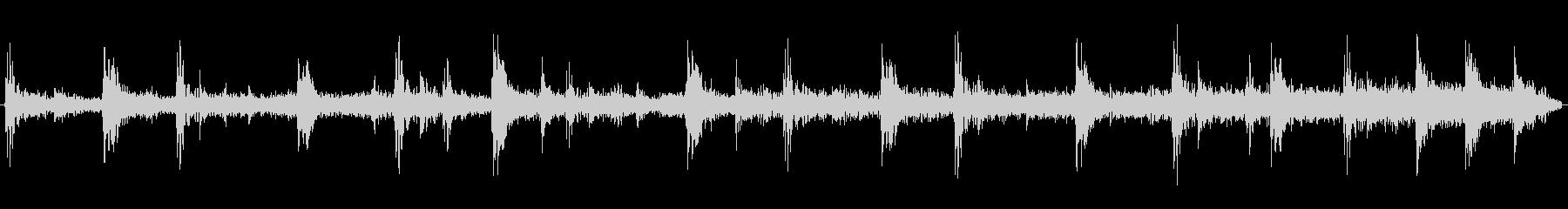 ロックジングル/ギター無し/場面移行時にの未再生の波形