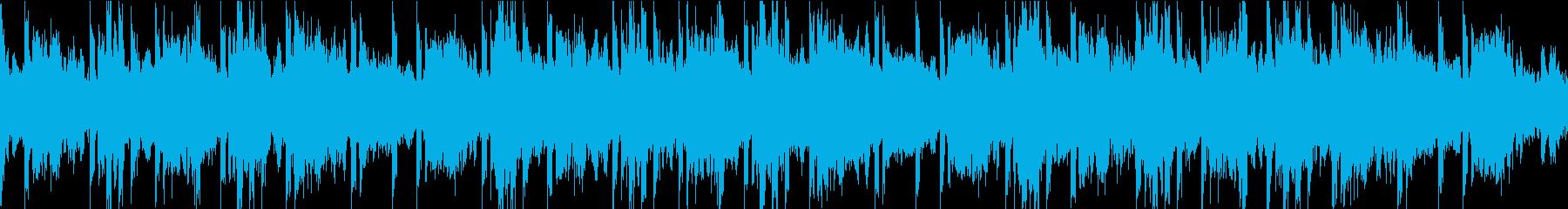 ダークでエッジの効いたダブステップ...の再生済みの波形