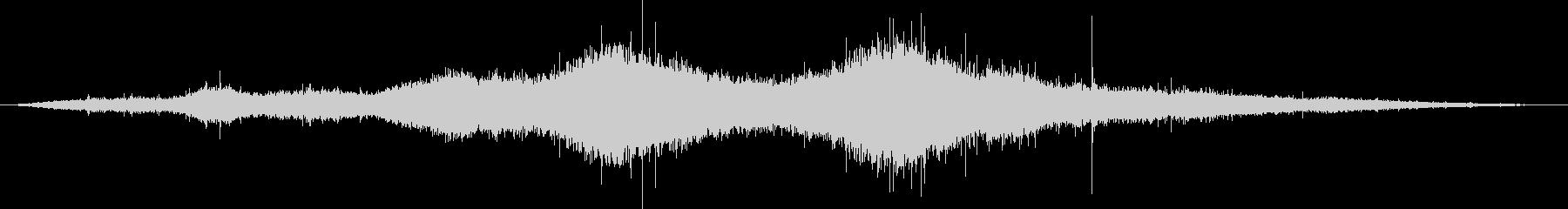 植生 木の葉ラッスルミディアム04の未再生の波形