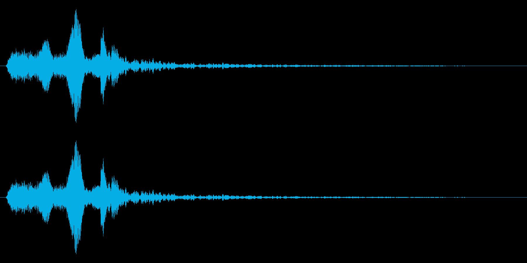 【女の子の幽霊】うふふふっ……(響)の再生済みの波形