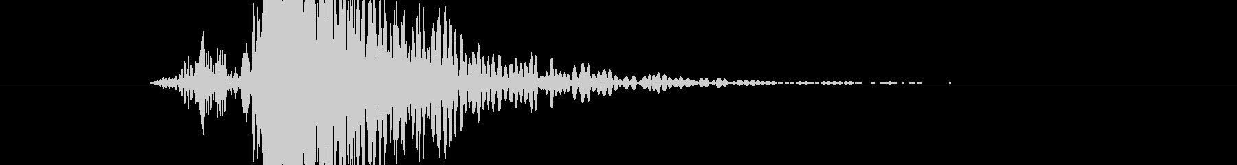 中世 ヒットシールドウッド04の未再生の波形
