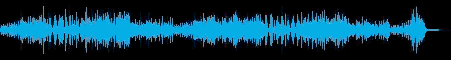 和風!静かなピアノソロ!ヨナ抜き音階の再生済みの波形