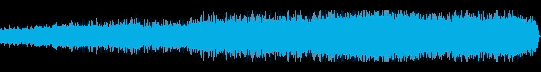 春から初夏へ・爽やかなエレクトロポップの再生済みの波形
