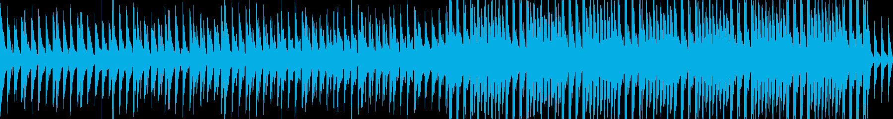 キャッチーなシンセポップ。レディー...の再生済みの波形