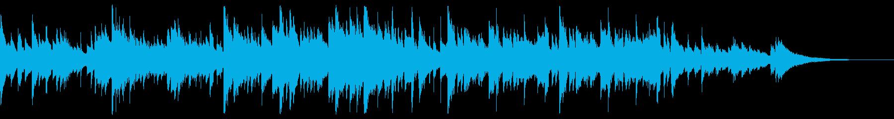 動画 センチメンタル 感情的 アコ...の再生済みの波形