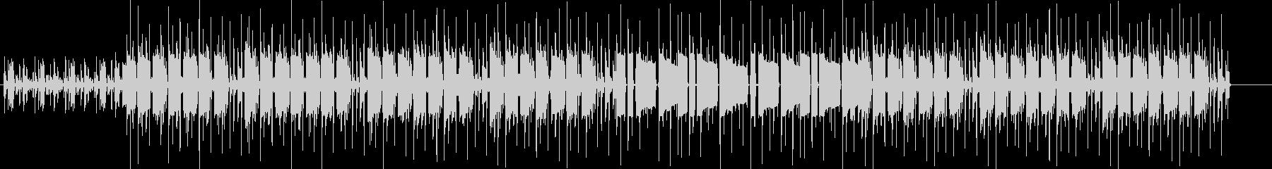 脈動するメロウなエレクトロニカサウ...の未再生の波形
