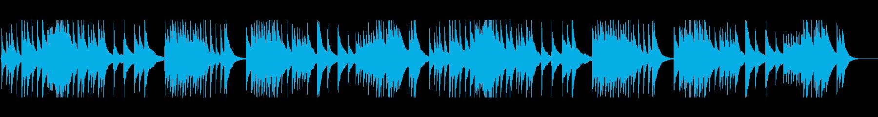 高級日本料亭を感じる、趣ある琴の再生済みの波形