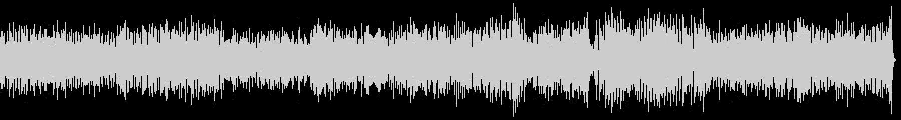 わくわく楽しい軽快なラグタイムピアノ04の未再生の波形