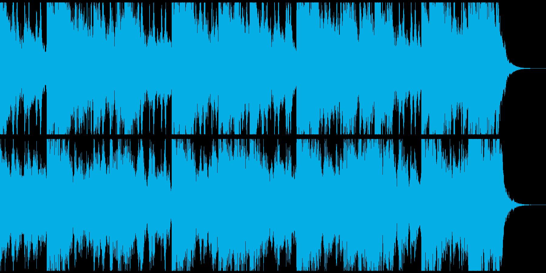 未来 希望 ピアノ ストリングス 叶えるの再生済みの波形
