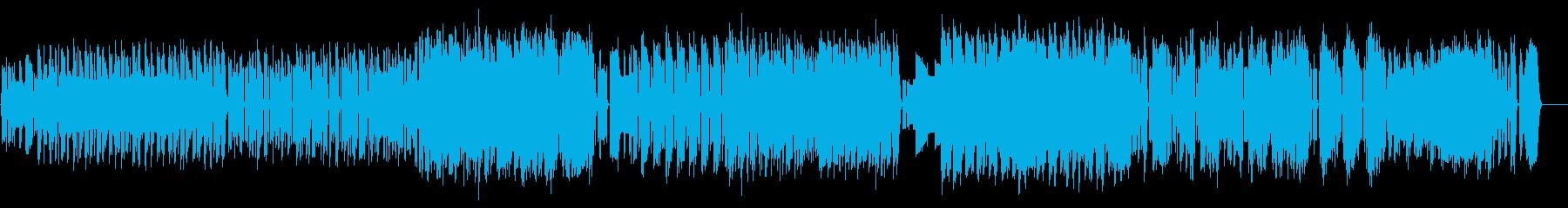 Uma Danceの再生済みの波形