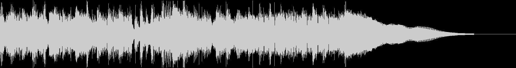 カントリー風ギターイントロ−07Eの未再生の波形