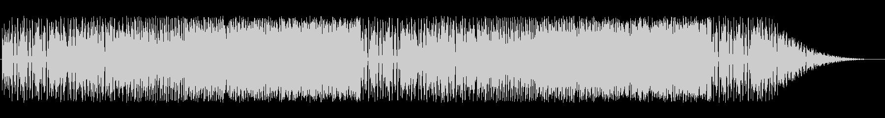 バトル風(ピアノ・バイオリン)の未再生の波形