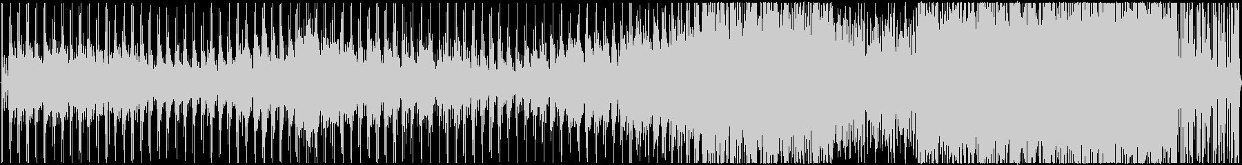 Agloeの未再生の波形