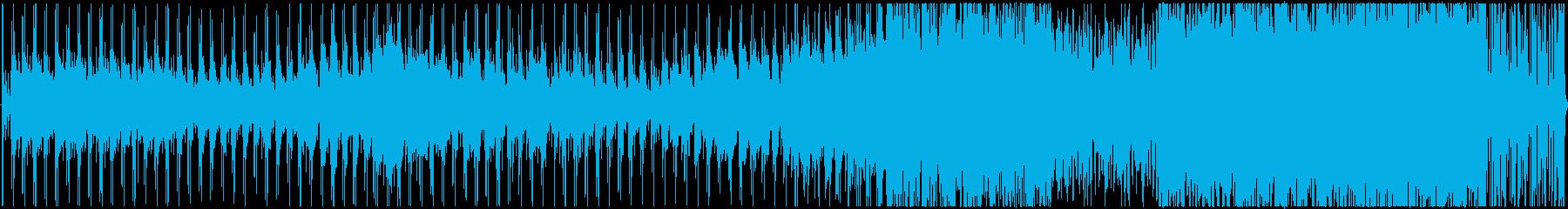Agloeの再生済みの波形