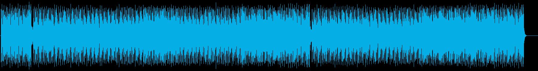 リゾート気分のポップ(フルサイズ)の再生済みの波形