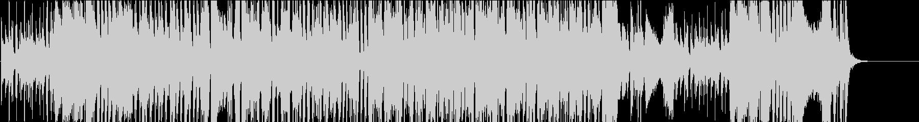 ルパン的なビッグバンドジャズ【おしゃれ】の未再生の波形