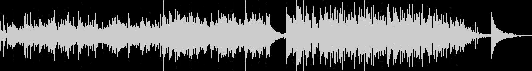 感動的なピアノポップス 映像やCMにの未再生の波形