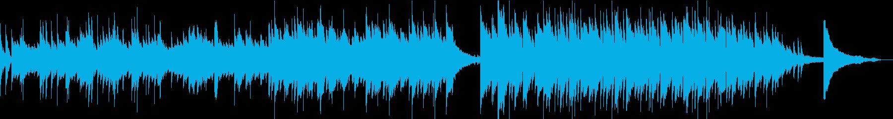 感動的なピアノポップス 映像やCMにの再生済みの波形