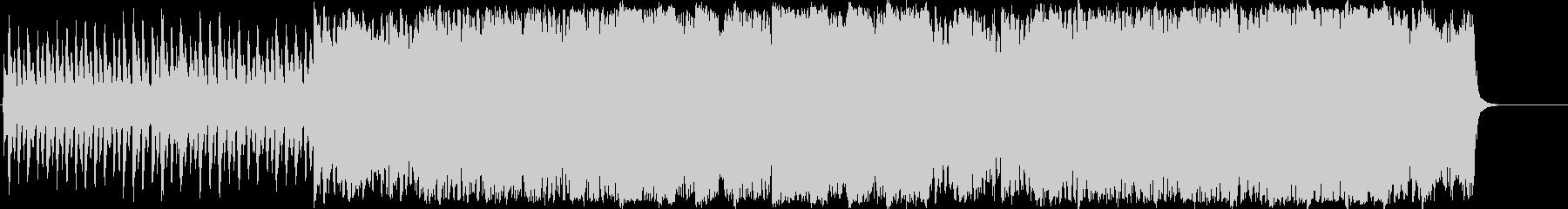 映像やCM向けオーケストラ曲の未再生の波形