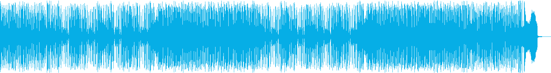 スカ・元気・天真爛漫・可愛い・ハプニングの再生済みの波形