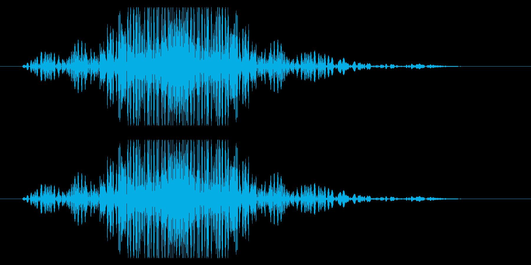 風切り音/重め(大剣,鎌,刀,棒)3H2の再生済みの波形