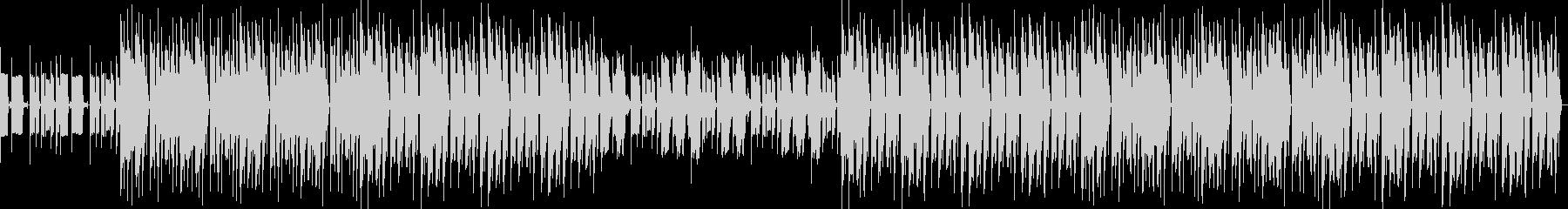 おしゃれ・低音重視・EDM・ベース13の未再生の波形