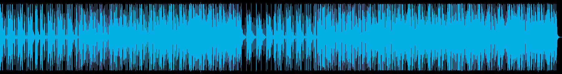 アーバン/都会/R&B_No458_1の再生済みの波形