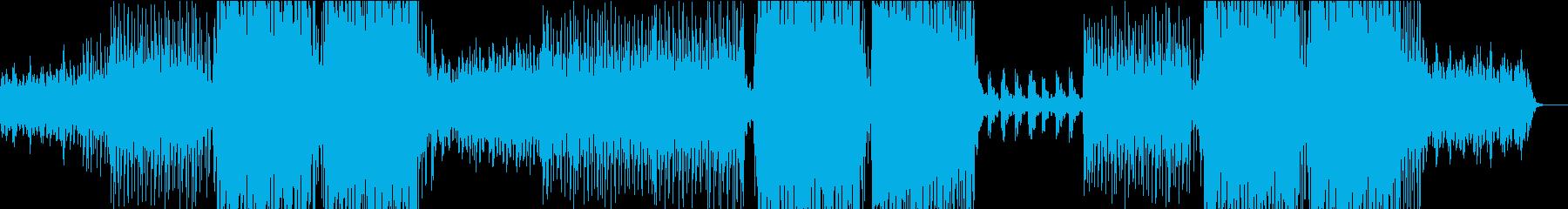 南国リゾ~ト!シャレオツ爽快トロピカルの再生済みの波形