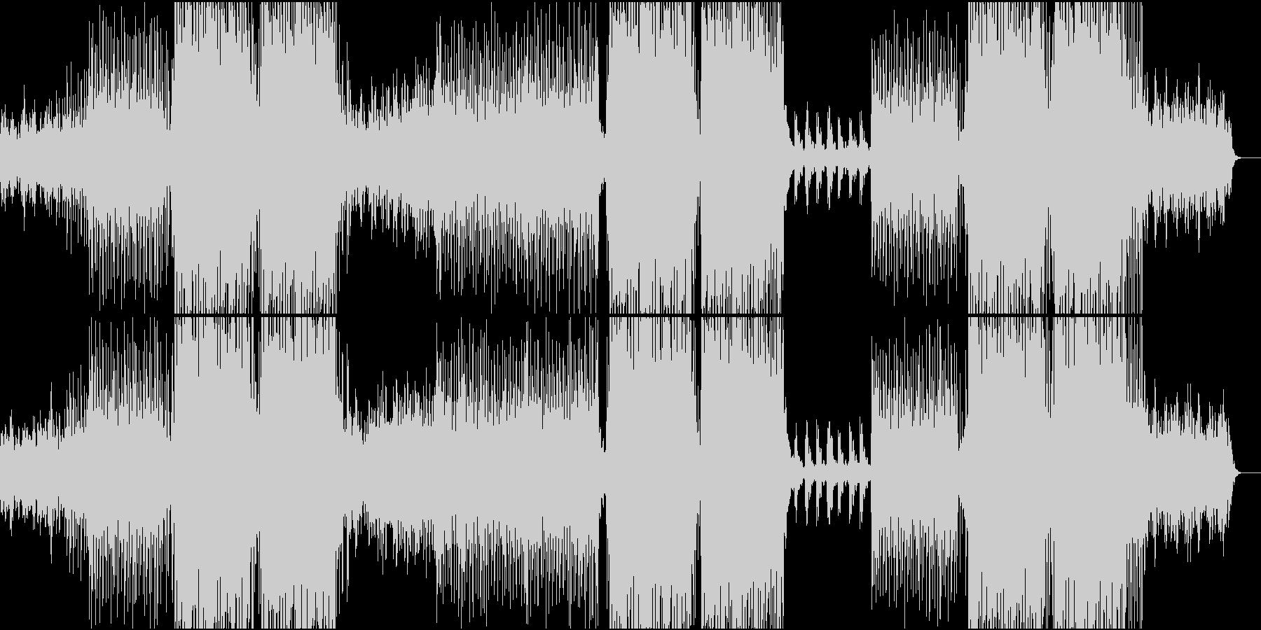 南国リゾ~ト!シャレオツ爽快トロピカルの未再生の波形