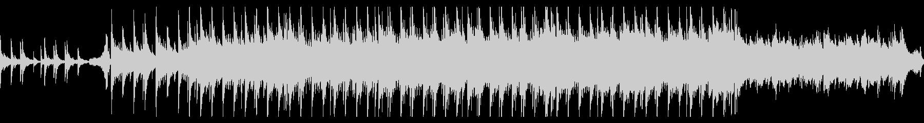 ピアノとギターのゆったりなポップバラードの未再生の波形
