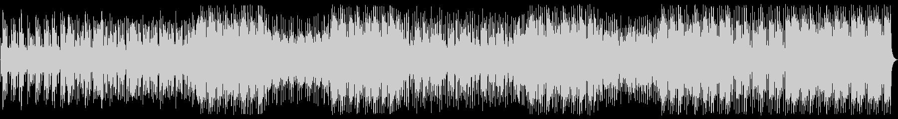オリジナルのメロディをフィーチャー...の未再生の波形